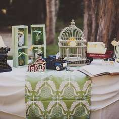 Southern Charm Wedding - Southern Country/Anthropologie Wedding