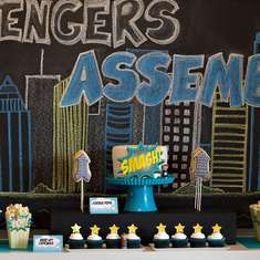 Avengers |Super Hero| Party - Superhero