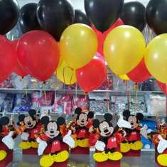 Janisse's 4th birthday  - Mickey & Minnie