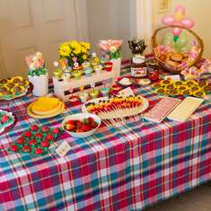 Spring Welcome Playdate - Celebrating Spring!