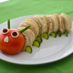 Jeniffer & Jeremy's Baby Shower! - The Very Hungry Caterpillar, by Eric Carle