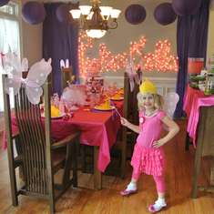 Pinkalicious 6th Birthday - Pink/Pinkalicious, Purplicious,
