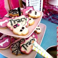 Monster High Spa Party - Monster High