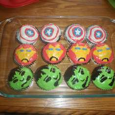 Eladio's 5th Party  - The Avengers