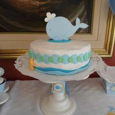 Baby Shower Lucio - Ocean/Under the Sea