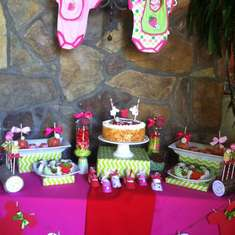 Lisa's Baby Shower - Strawberry Theme