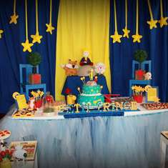 The little prince baby shower - The Little Prince / Petit Prince exupery
