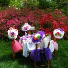Tutu Sweet Tea Party - Tea Party