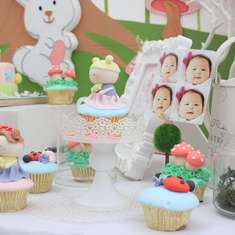 Annabelle's 1st Birthday Fairy party - Fairy Party