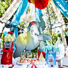 CIRCUS THEMED BAPTISM - Circus Theme