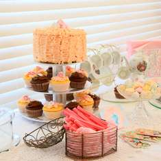 Morning Tea Party - Tea Party 1st Birthday