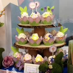 Garden Fairy Birthday Party - Tinkerbell & Fairies