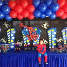 The amazing spiderman - Super Hero Batman, spiderman Superman, Larry boy