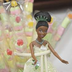 Livia goes Tiana  - PRINCESS AND THE FROG