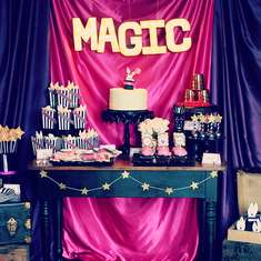 Vintage Magic Party - Magic