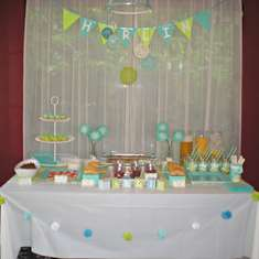 Modern Brunch Baby Shower - Modern Baby Shower