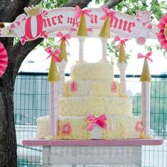 Once upon a time... - Princess Birthday Party