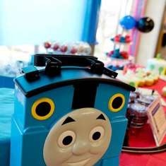 Choo Choo... Make Way for a Thomas Party - Thomas the Train party