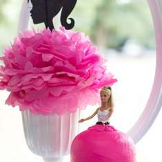Ella's 5th Barbie Bash! - Vintage Barbie