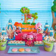 Lalaloopsy Pool Party - Lalaloopsy Party