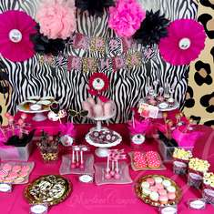 Diva Birthday Party PRINTABLE  - diva/rock