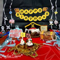 Pirate Birthday Party - Pirate Party