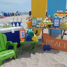 Toddler-friendly beach bash! - Beach Party