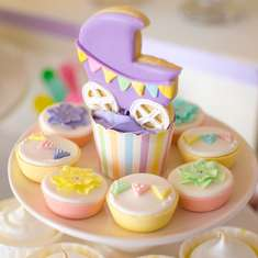 Fun Pastel Pop Babyshower - Fairyfloss Party