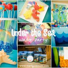 Under the Sea Water Party - Under the Sea