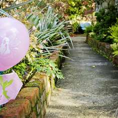 Pink Fairy Woodland Party - Fairy Party