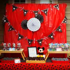 Coben & Kalon's Mickey Mouse Clubhouse Party - Mickey Mouse Party