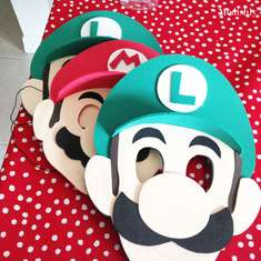 Super Mario and Luigi Birthday - Super Mario Bros