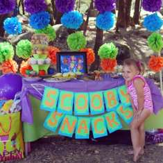 Keelin's Scooby-rific Birthday Party - Scooby Doo