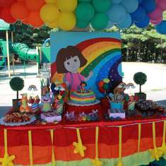 Dora Rainbow Adventure - Dora The Explorer/Rainbow