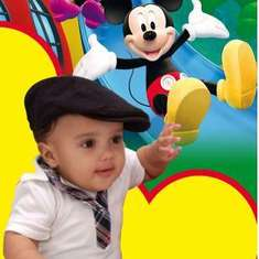 Luis Fernando's Clubhouse 1st Birthday - Mickey Mouse Clubhouse