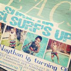 Surf's Up Party - Surf's Up