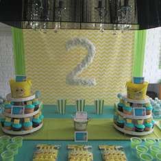 Spongebob Birthday Party - Spongebob Square Pants