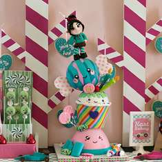 Sugar Rush Bakery Party - Candy/Sweets/Dessert