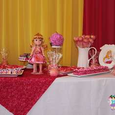 Princess - Princess Birthday Party