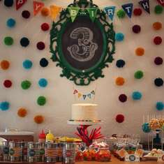 Vintage Carnival Birthday Party - Carnival/Circus