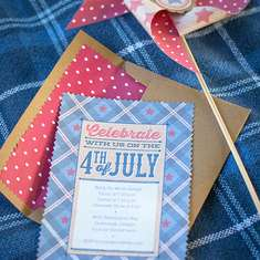 Vintage Fourth of July Party - 4th of July