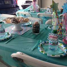 Kortney's Mermaid Party - Mermaid Party