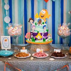 Bubble Guppies 4th Birthday - Under the Sea