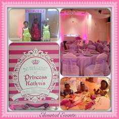 Katlyn's Princess Soirée  - Princess Ball