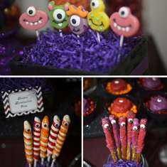Halloween Monster Bash - Little Monsters