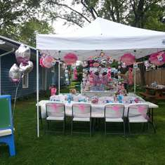 Princess Tatianna - Princess Birthday Party