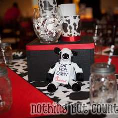 Chick-Fil-A Birthday Party - Eat Mor Chikin - Chick-fil-a Cows