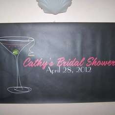 Cathy's Bridal Shower - Sex and the City