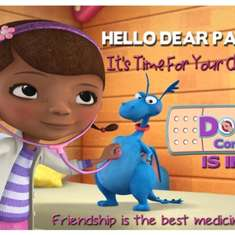The Doc Is In! - Doc McStuffins