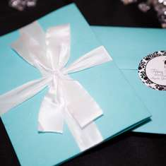 """Breakfast at Tiffany's"" 30th Birthday Party - Breakfast at Tiffany's"